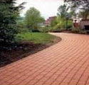 Paving of Interlocking Tiles